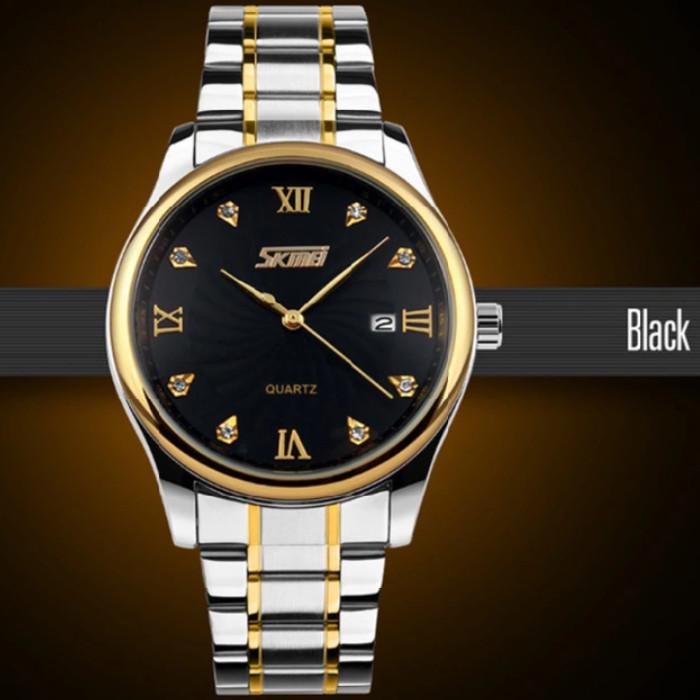 panske-hodinky-skmei-9101-cerne